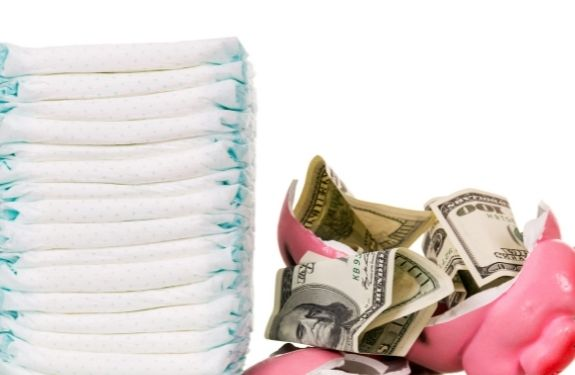 how much twin diapers cost