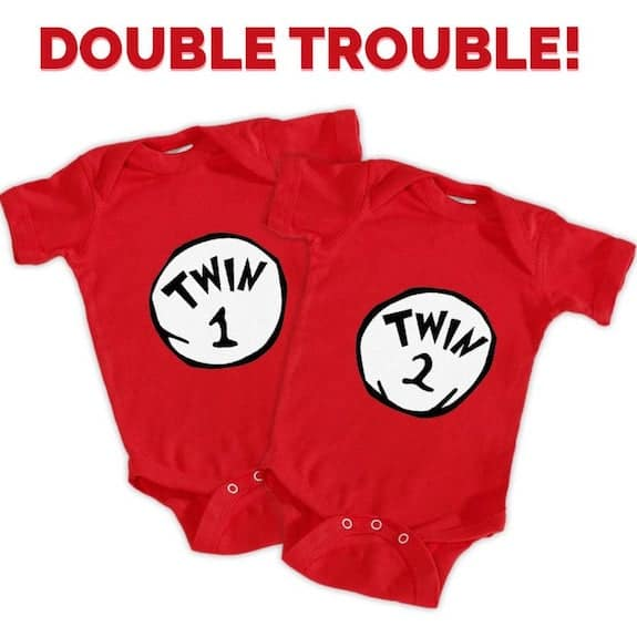 twin baby costumes
