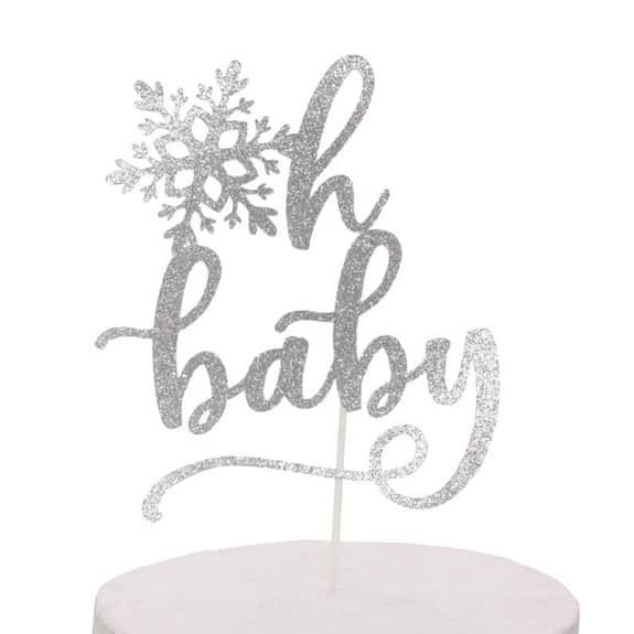 it's cold outside baby shower theme ideas