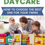 NANNY OR DAYCARE FOR TWINS