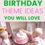 BIRTHDAY DECORATIONS FOR TWINS PARTY