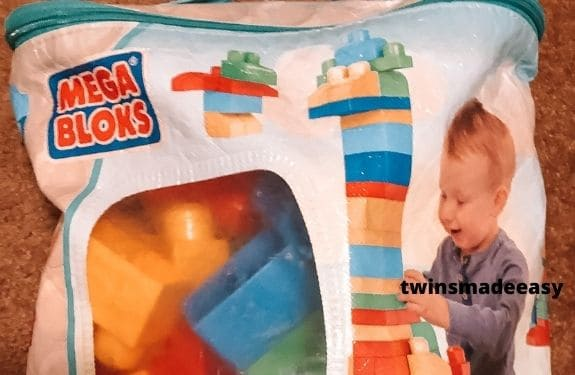 TOY GIFT IDEAS FOR TWIN TODDLERS BLOCK