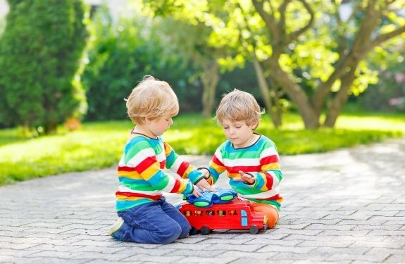 best educational toy gifts for twins