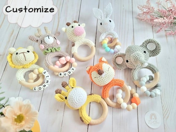 rattles for babies