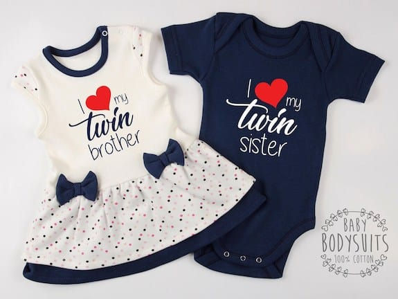 twin boy girl outfit ideas