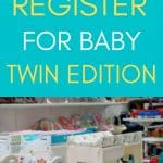 BEST PLACE TO REGISTER FOR A BABY